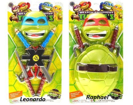 Kostým Ninja želvy