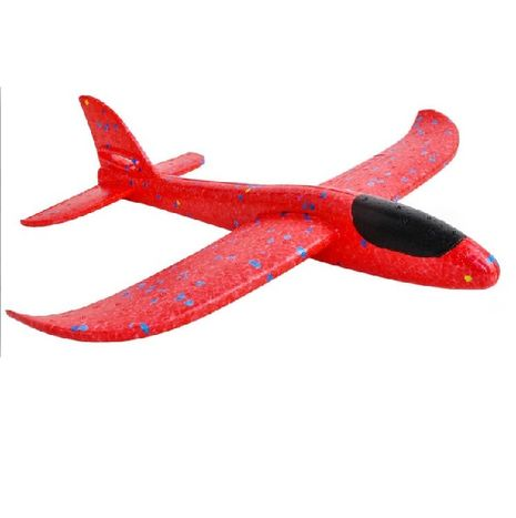 Letadlo polystyrenové 37 cm