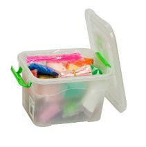 Magická plastelína 24x10g kol + příslušenství v boxu