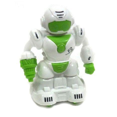 Malý robot na setrvačník