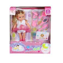 Mini panenka s doplňky
