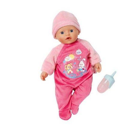 My Little BABY born® Koupací panenka 822500