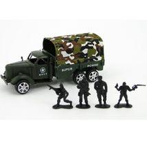 Nákladní vojenské auto 18 cm