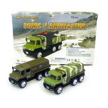 Nákladní vojenské auto