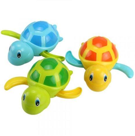 Natahovací želva do vody