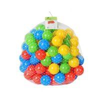 Plastové míčky do bazénku 100 ks / 5,5 cm