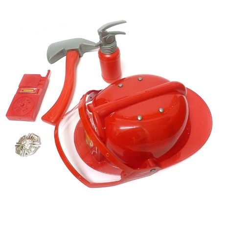 Požiarnická souprava malého hasiče