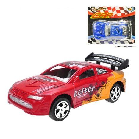 Závodní auto 15 cm