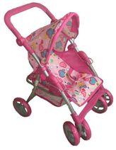 Sportovní kočárek pro panenky Baby Mix 9352-M1209