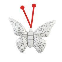 Vybarvovací motýl
