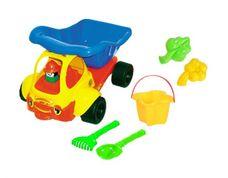 Vyklápěcí auto s formičkami