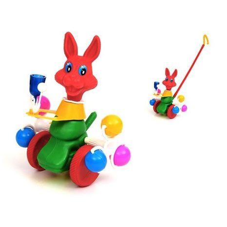 Zajac se zvonkem