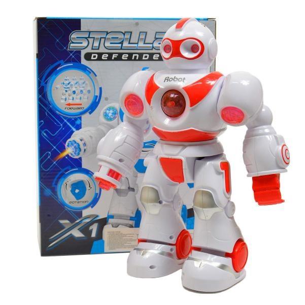 Robot X1 - červená