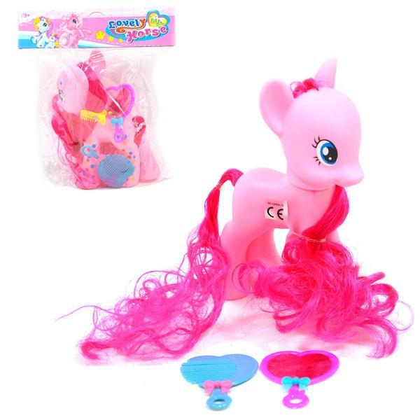 Růžový koník Pony