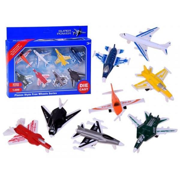 Sada bojových letadel