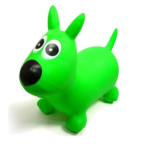 Skákací gumový psík