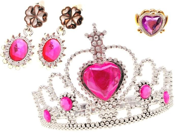 Šperky malé princezny