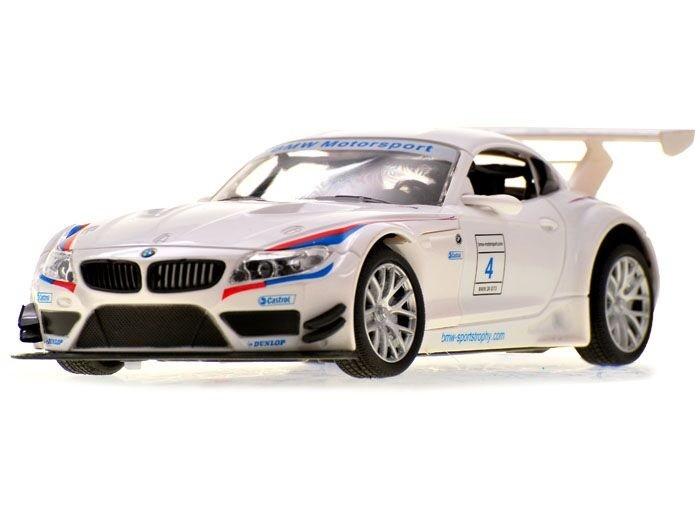 Sportovní auto BMW na dálkové ovládání - bílá