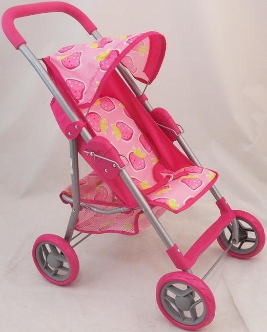 Športový kočík pre bábiky Baby Mix 9353-M1206