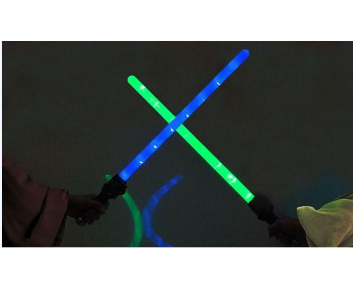 Světelný meč 66 cm - modrá