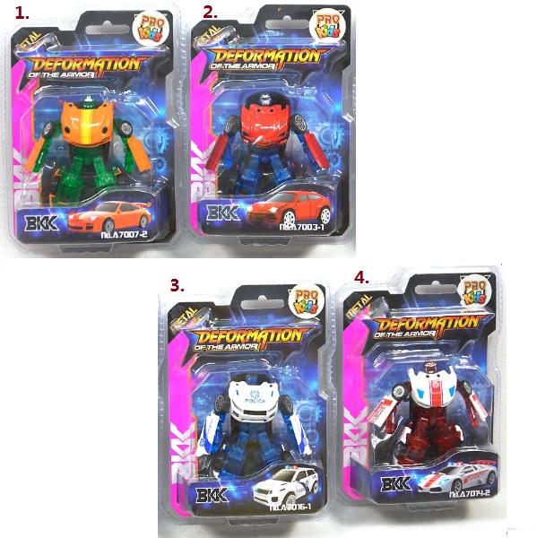 Transformers 8 cm