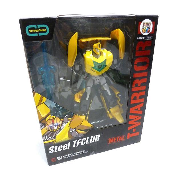 Transformers - robot bojovník žlutý