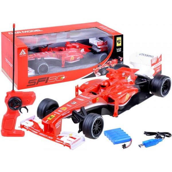 Velká formule F1 na dálkové ovládání
