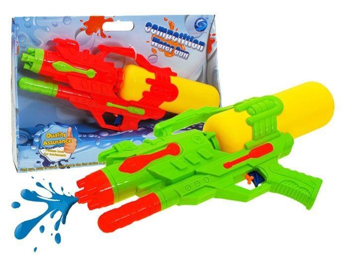 Vodní pistole 45 cm - oranžová