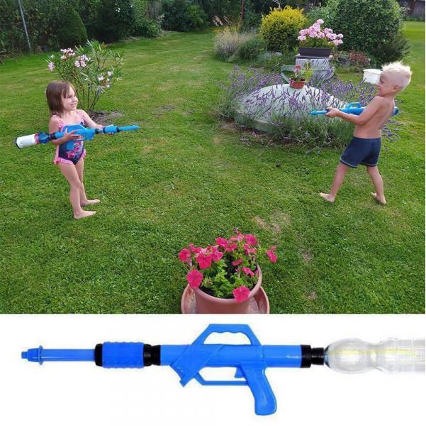 Vodní pistole na pet láhev