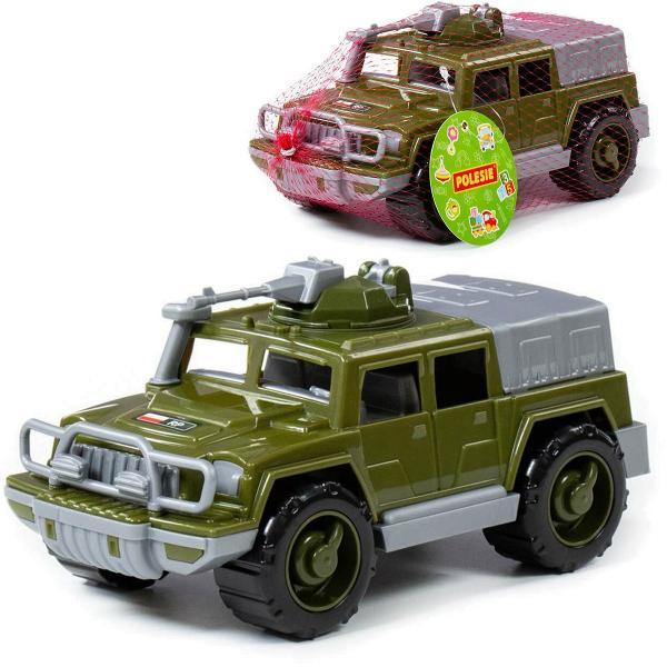 Hasičské auto Jeep Polesie 23 cm