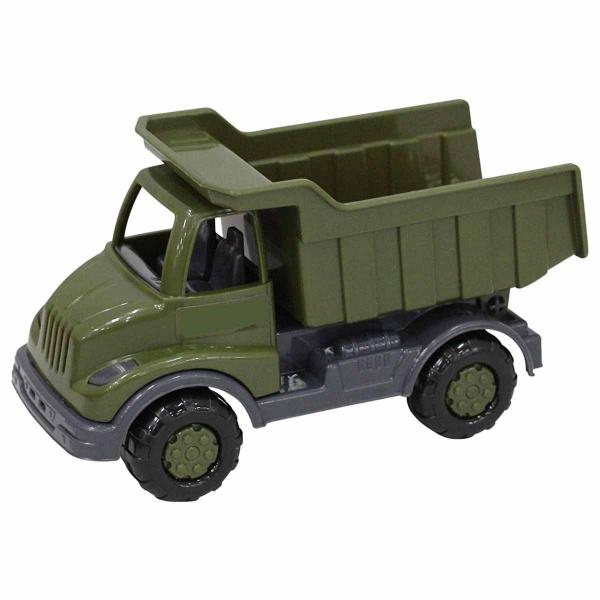 Vojenský vyklápač - auto do písku