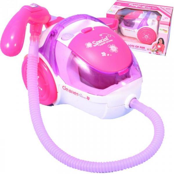 Malý vysavač pro děti Super Cleaner