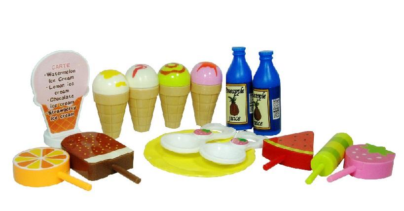 Zmrzlinová sada pro děti