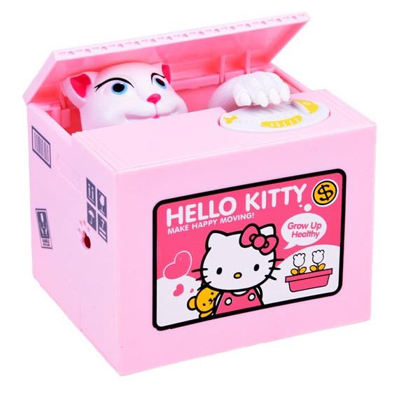 Zvířecí pokladnička - Hello Kitty